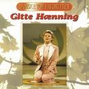 Danske Top Favoritter/Gitte Hænning