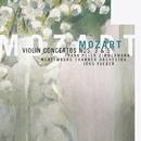 Mozart - Violin Concertos Nos. 3 & 5/Frank Peter Zimmermann/Württembergisches Kammerorchester Heilbronn/Jörg Faerber
