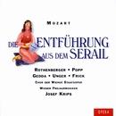 Mozart: Die Entfuhrung Aus Dem Serail/Josef Krips/Anneliese Rothenberger/Lucia Popp
