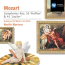 Mozart: Symphony No 41 & 35/Sir Neville Marriner