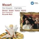 Mozart: Don Giovanni - Highlights/William Shimell/Samuel Ramey/Cheryl Studer/Riccardo Muti/Carol Vaness