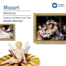 Mozart: Overtures/Sir Neville Marriner