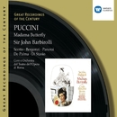 Great Recordings of the Century - Puccini : Madama Butterfly/Sir John Barbirolli