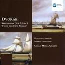 Dvorák Orchestral Works/Carlo Maria Giulini