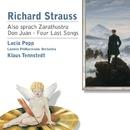 Strauss: Also sprach Zarathustra/Don Juan/4 Last Songs etc/Klaus Tennstedt