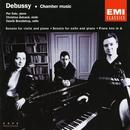Debussy: Chamber Music/Per Salo, Christina Åstrand & Henrik Brendstrup