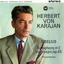 Sibelius: Symphony No. 2/Herbert von Karajan