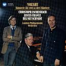 Mozart: Concertos for 2 & 3 Pianos/Christoph Eschenbach/Justus Frantz/Helmut Schmidt/London Philharmonic Orchestra