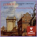 Bach: Violin Concertos/Elizabeth Wallfisch/Alison Bury/Pavlo Beznosiuk/Catherine Mackintosh/Orchestra of the Age of Enlightenment