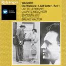 Wagner: Die Walküre, Act I/Bruno Walter