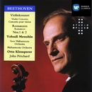 Beethoven: Violinkonzert - Romanzen Nos. 1 & 2/Yehudi Menuhin/Sir John Pritchard/Otto Klemperer
