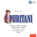 Bellini: I Puritani/Montserrat Caballé/Alfredo Kraus/Matteo Manuguerra/Agostino Ferrin/Julia Hamari/Riccardo Muti