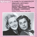 Elisabeth Schwarzkopf & Irmgard Seefried sing Duets/Elisabeth Schwarzkopf/Irmgard Seefried/Philharmonia Orchestra/Wiener Philharmoniker