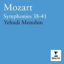 Mozart: Symphonies 38 - 40/Yehudi Menuhin/Sinfonia Varsovia