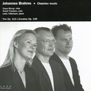 Brahms: Trio Op. 114, Sonatas Op. 120, No. 1 & 2/Claus Myrup, Torleif Thedeen og Lotte Toftemark