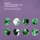 Schubert - String Quartets/Borodin Quartet