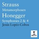 Honegger : Symphonies, etc/Jésus López-Cobos/Orchestre de Chambre de Lausanne