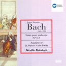 Bach: Suites Nos 2-4/Sir Neville Marriner