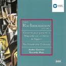 Rachmaninov: Piano Concerto No. 2/Rhapsody on a Theme of Paganini/Andrei Gavrilov