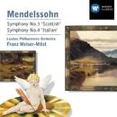 Mendelssohn - Symphonies/London Philharmonic Orchestra/Franz Welser-Möst