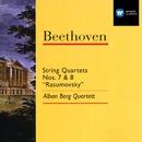 Beethoven: String Quartets Nos. 7 & 8 'Rasumovsky'/Alban Berg Quartett