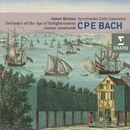 C. P. E. Bach - Symphonies & Cello Concertos/Anner Bylsma/Orchestra of the Age of Enlightenment/Gustav Leonhardt