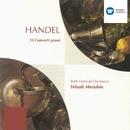 Handel: Concerti Grossi Op. 6 Nos. 1-10/Bath Festival Orchestra/Yehudi Menuhin