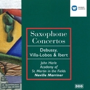 Saxophone Concertos/John Harle/Academy of St Martin-in-the-Fields/Sir Neville Marriner