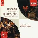 Handel: Keyboard Suites Vol. II - Beethoven: Piano Sonata Op.31 No.2/Sviatoslav Richter/Andrei Gavrilov