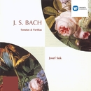 Bach: Violin Sonatas & Partitas/Josef Suk