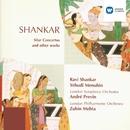 Shankar: Sitar Concertos/Ragas/Ravi Shankar/Yehudi Menuhin