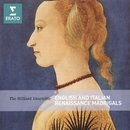 Madrigals/Hilliard Ensemble/Paul Hillier