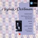 French Works for Violin and Orchestra/Itzhak Perlman/Orchestre de Paris/Jean Martinon/Daniel Barenboim