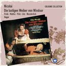 Nicolai: Die lustigen Weiber von Windsor · Oper in 3 Akten/Robert Heger