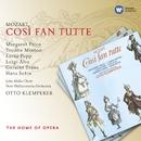 Mozart: Così fan tutte/オットー・クレンぺラー
