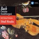 Bach Conc Brandebourgeois/Yehudi Menuhin