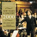 New Year's Concert 2000 - Neujahrskonzert 2000/Riccardo Muti/Wiener Philharmoniker