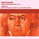Beethoven - Piano Concertos Nos. 2 & 4/John Lill/Royal Scottish National Orchestra/Sir Alexander Gibson