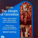 Elgar - The Dream of Gerontius/Dame Janet Baker/John Mitchinson/John Shirley-Quirk/CBSO Chorus/City of Birmingham Symphony Orchestra/Sir Simon Rattle