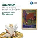 Stravinsky: The Rite of Spring/Petrushka/Oslo Philharmonic Orchestra/Mariss Jansons