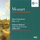 Mozart Horn Concertos/Radovan Vlatkovic/English Chamber Orchestra/Jeffrey Tate