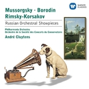 Russian Orchestral Showpieces/André Cluytens