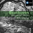 Beethoven: Symphony Nos. 2 & 7; Mass in C, etc/Sir Thomas Beecham