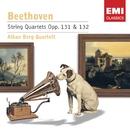 Beethoven: String Quartets 14 & 15/Alban Berg Quartett