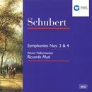 Schubert : Symphonies 2 & 4/Riccardo Muti/Wiener Philharmoniker