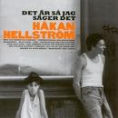 Det är så jag säger det/Håkan Hellström