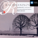 Rachmaninov: Symphony No. 1/The Isle of the Dead/Mariss Jansons/St Petersburg Philharmonic Orchestra (Leningrad)