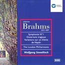 Brahms: Symphony No. 1/Wolfgang Sawallisch/London Philharmonic Orchestra