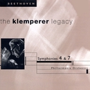 The Klemperer Legacy: Beethoven Symphonies Nos. 4 & 7/Otto Klemperer/Philharmonia Orchestra