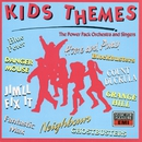 Kid's Themes/The Power Pack Orchestra & Singers